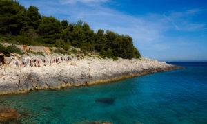 Kroatia Kystvandring