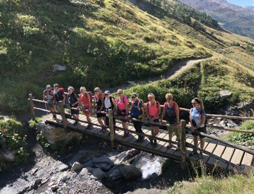 """Sivs reisebrev: Fotturen """"Tour de Mont Blanc"""""""