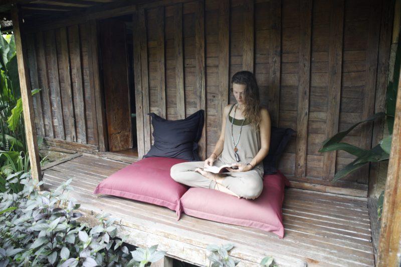 Yogareise med Rebecca til Bali