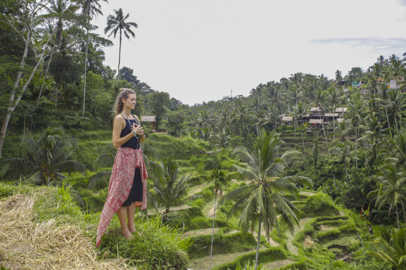 Yogareise Bali Rebecca