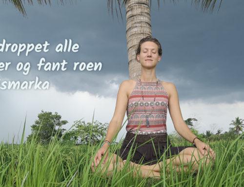 Mitt første møte med Bali, gikk ikke helt som planlagt